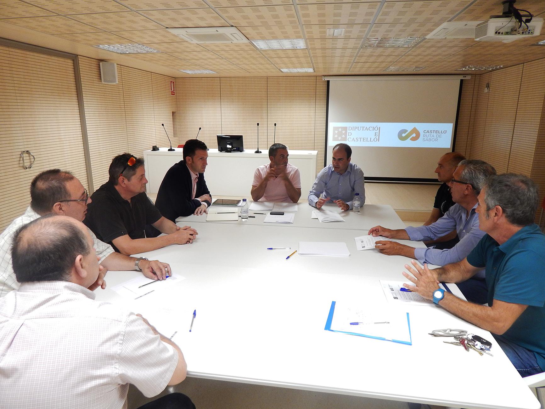 Castelló Ruta de Sabor incorporará las rosquilletas de Castellón como uno de los productos tradicionales de la provincia