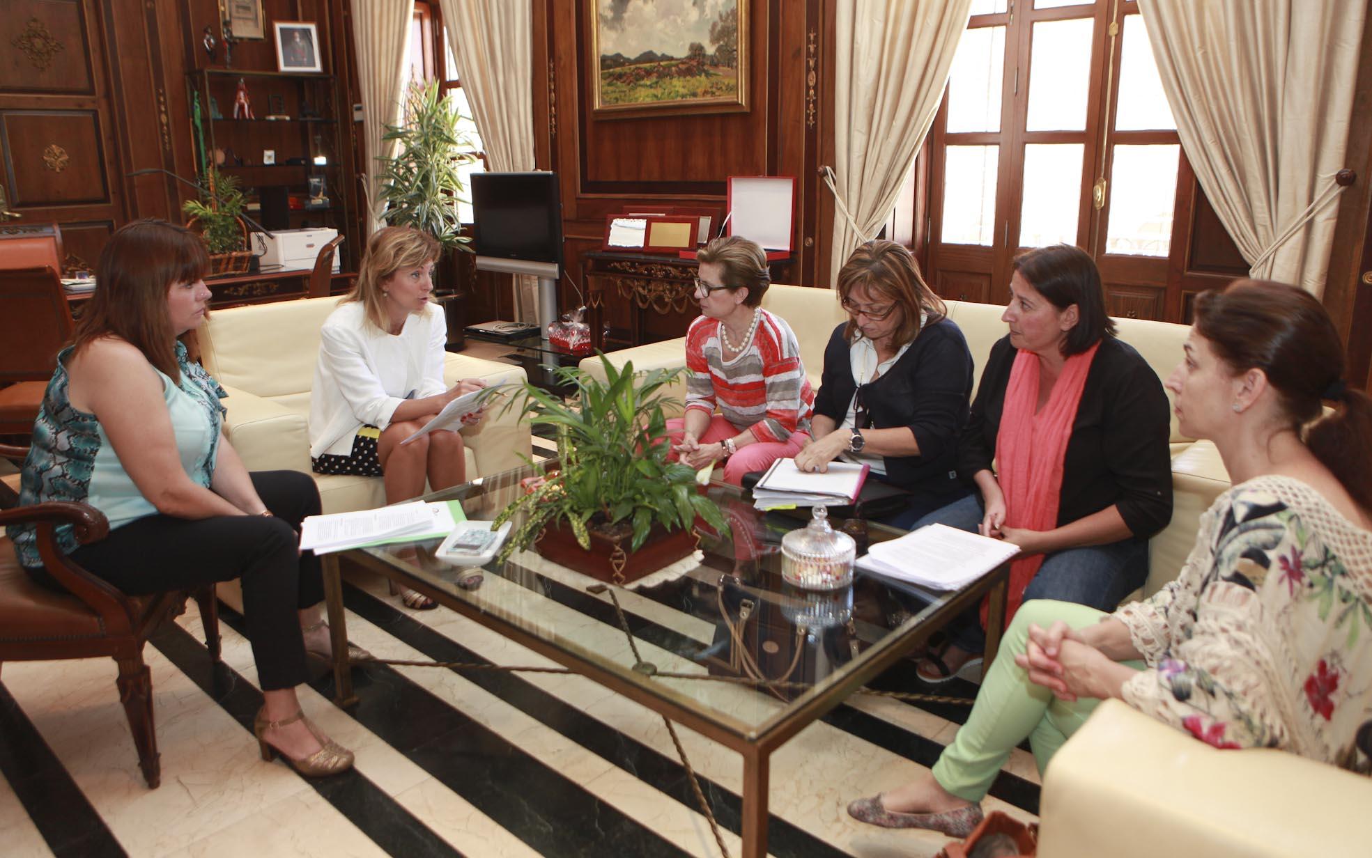 Castellón trasladará las reivindicaciones de los celíacos a las administraciones competentes