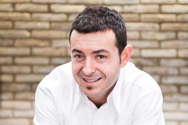 Ricard Camarena será el encargado de dar el tiro de salida de la edición de este año de la Gran Fira de València