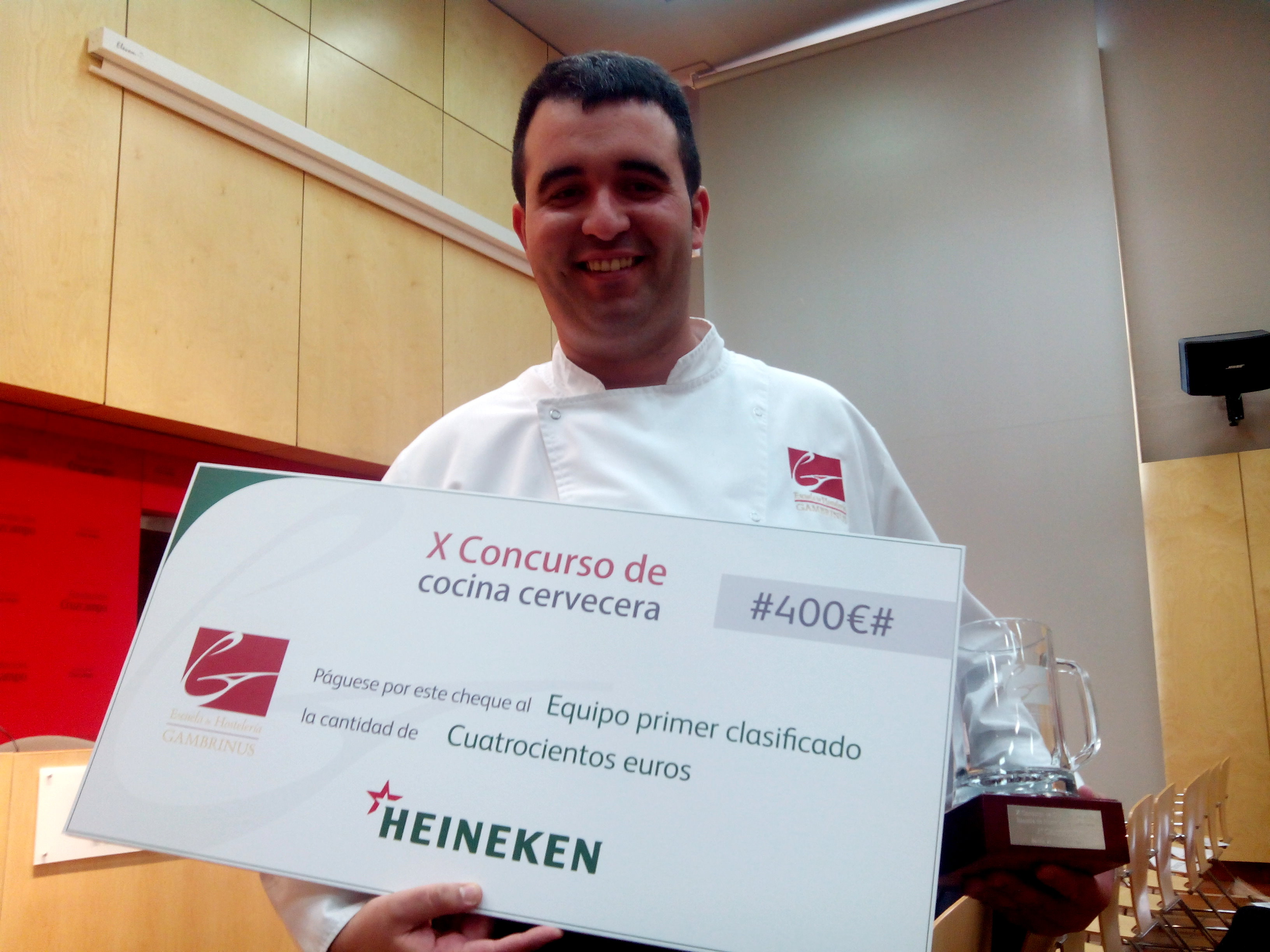 Sergio Martínez un nuevo valor de la cocina Valenciana