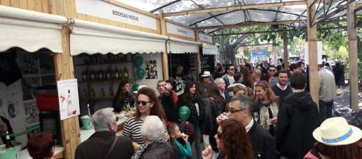 Dénia acoge la primera edición de la Mostra de Vins d'Estiu