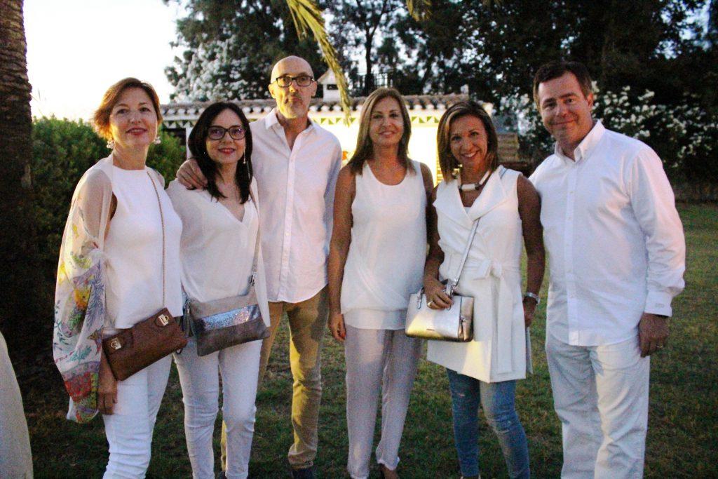 Ángeles Miguel, Begoña Albert, Javier Blanquer, Mamen Puchades, Amelia Delhom y Guillermo Martorell(2458)