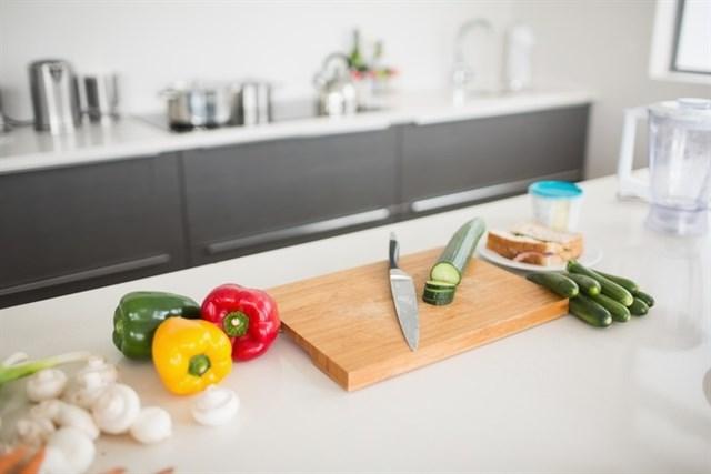 6lugares donde los gérmenes se esconden en tu cocina