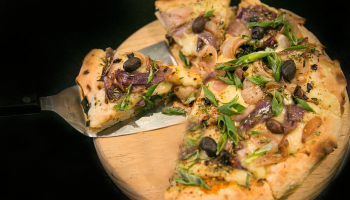 Las pizzas Calabresa y Fugazza, las favoritas de los valencianos y madrileños