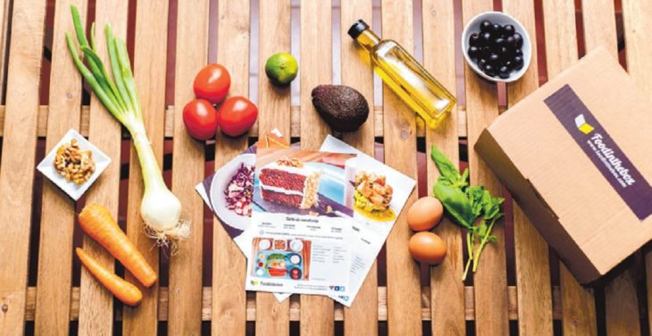 "Cocina ""gourmet""… !preparada en casa!"