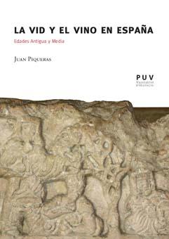 Mención especial para el libro 'La vid y el vino en España', de Juan Piqueras, editado por la Universitat