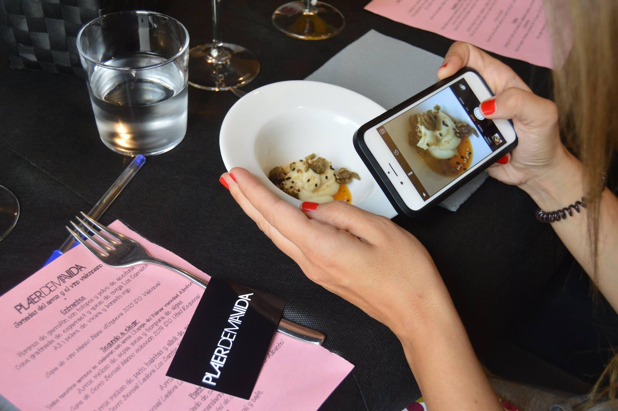 Jornadas gastronómicas en los restaurantes de la provincia de Valencia