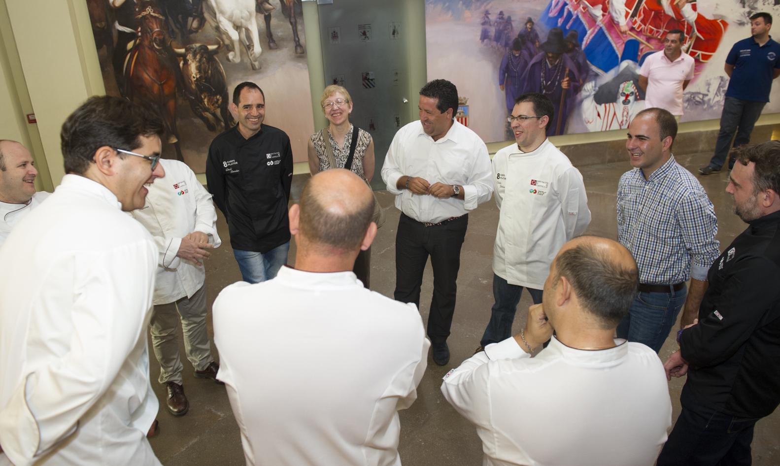 La Diputación convierte a Castellón en la capital europea del turismo gastronómico