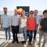 Alejandra Quereda inaugura la vendimia de los Vinos Alicante DOP en Teulada