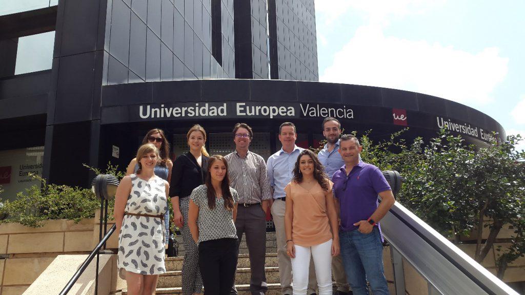 La universidad europea de valencia participa en un estudio for Universidad de valencia online