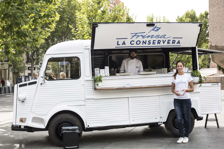 La Conservera Experience llega a Valencia. Acércate por su Foodtruck a degustar los mejores productos de las Rías Gallegas