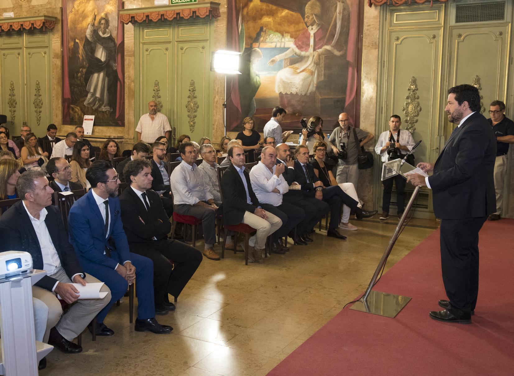 La Diputación convierte Castellón en referente europeo del turismo gastronómico como fuente de oportunidades para la provincia
