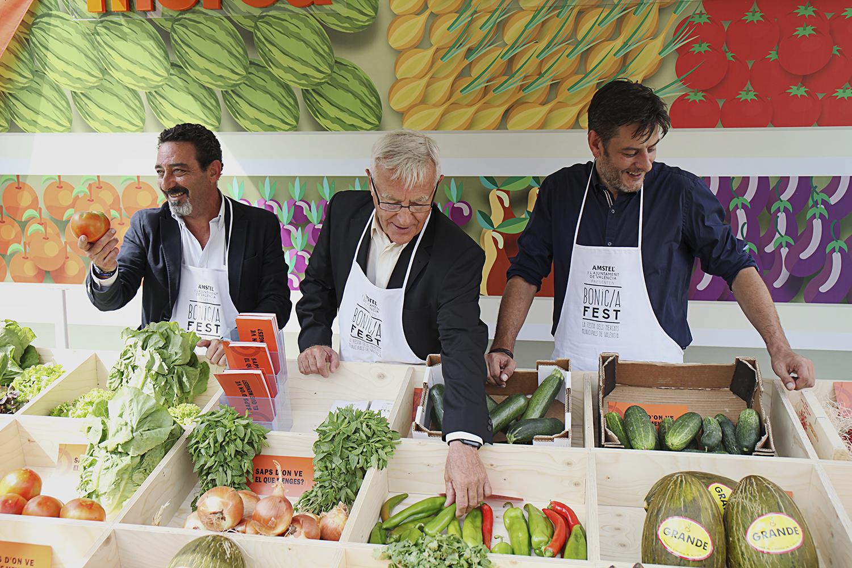 El BONIC/A FEST extiende la cultura y gastronomía por toda la ciudad el sábado 17 a través de su red de mercados municipales