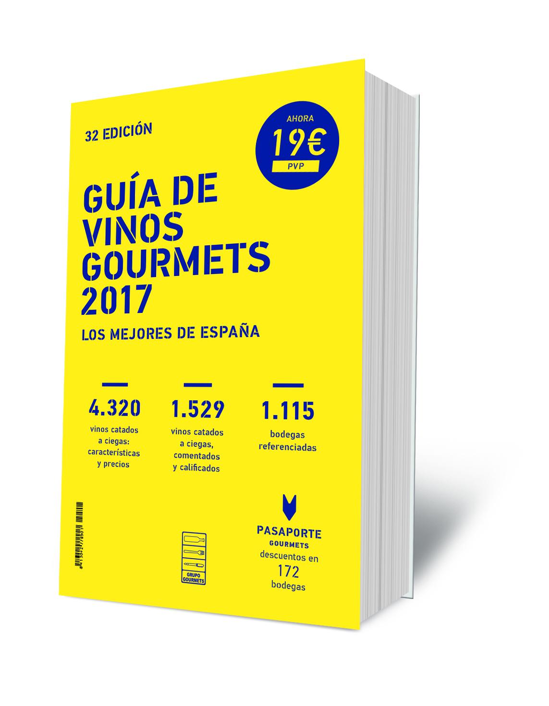 Top 20Los Mejores Vinos de España según laGuía de Vinos Gourmets, 2017
