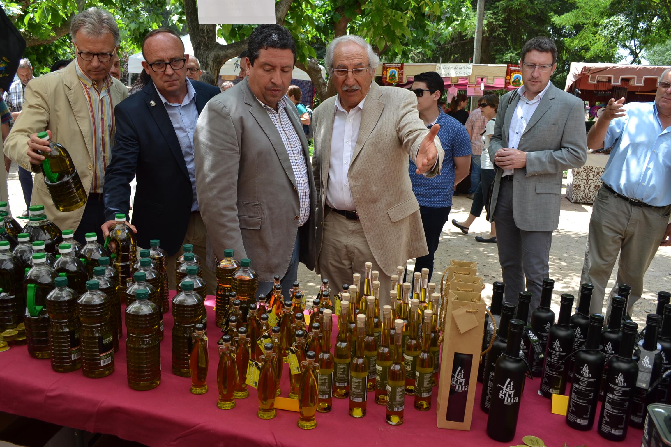 La Diputación ayuda al sector a dotar de valor añadido al aceite de la provincia a través del VII Seminario de Olivicultura y Elaiotecnia