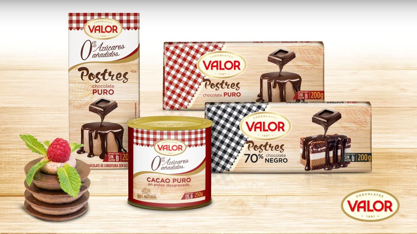 ¡El chocolate más rico para tu repostería estrena nueva imagen!