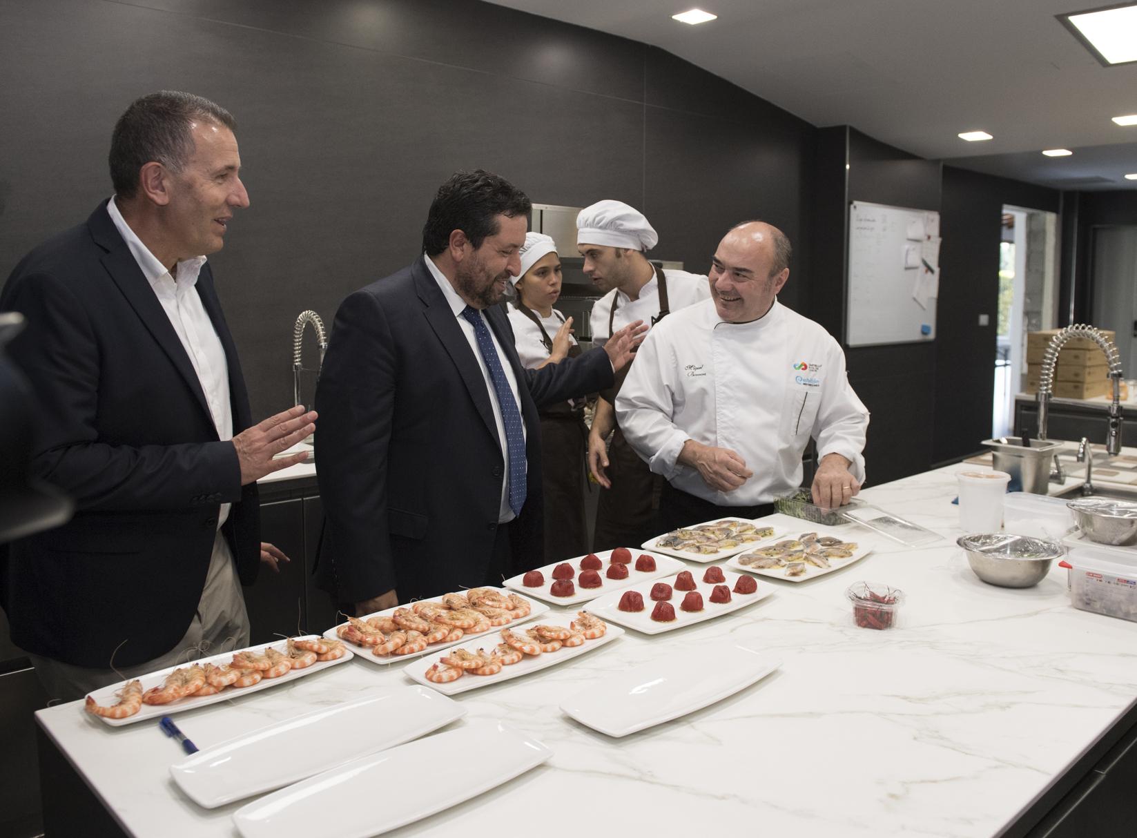 La Diputación abre mañana la mayor despensa provincial para multiplicar las sinergias empresariales del sector agroalimentario