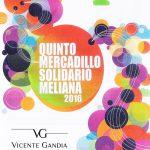 El vino solidario de Vicente Gandía