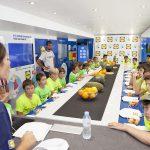 El 23% de los niños en España no comen fruta a diario14 de octubre: Día Mundial de las Frutas y Verduras