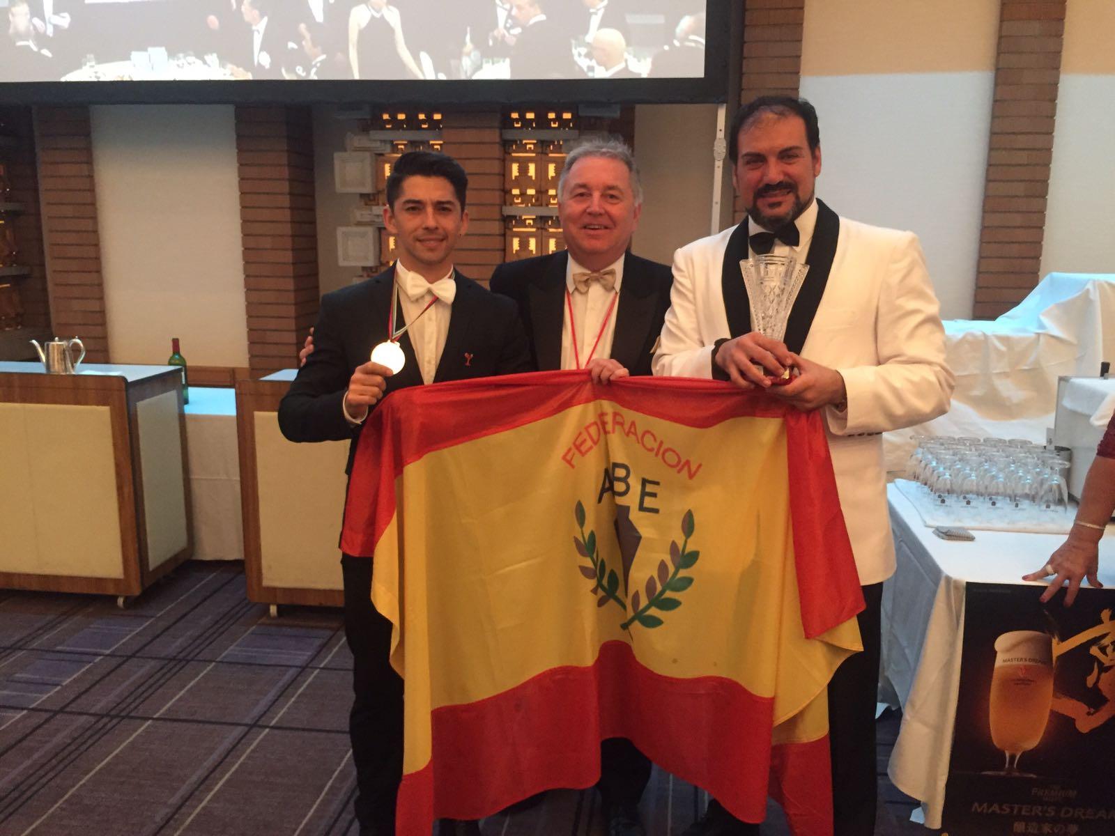 Gran éxito de España y de la Comunitat Valenciana en el concurso mundial de coctelería, Tokyo