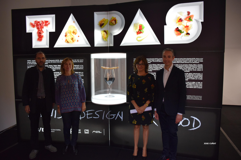 Tapas, Spanish Desing for Food es un ambicioso proyecto que llega al Centre del Carme