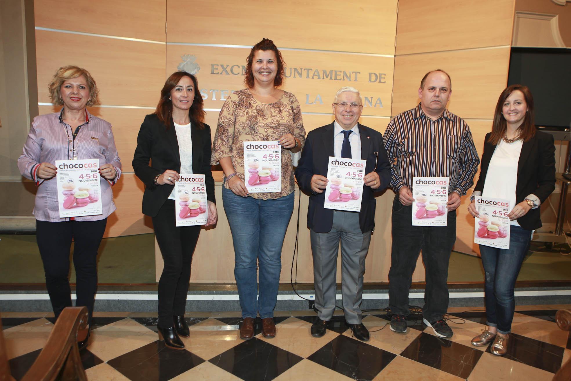 Castellón acoge la feria ChocoCas con la previsión de alcanzar las 8.000 visitas