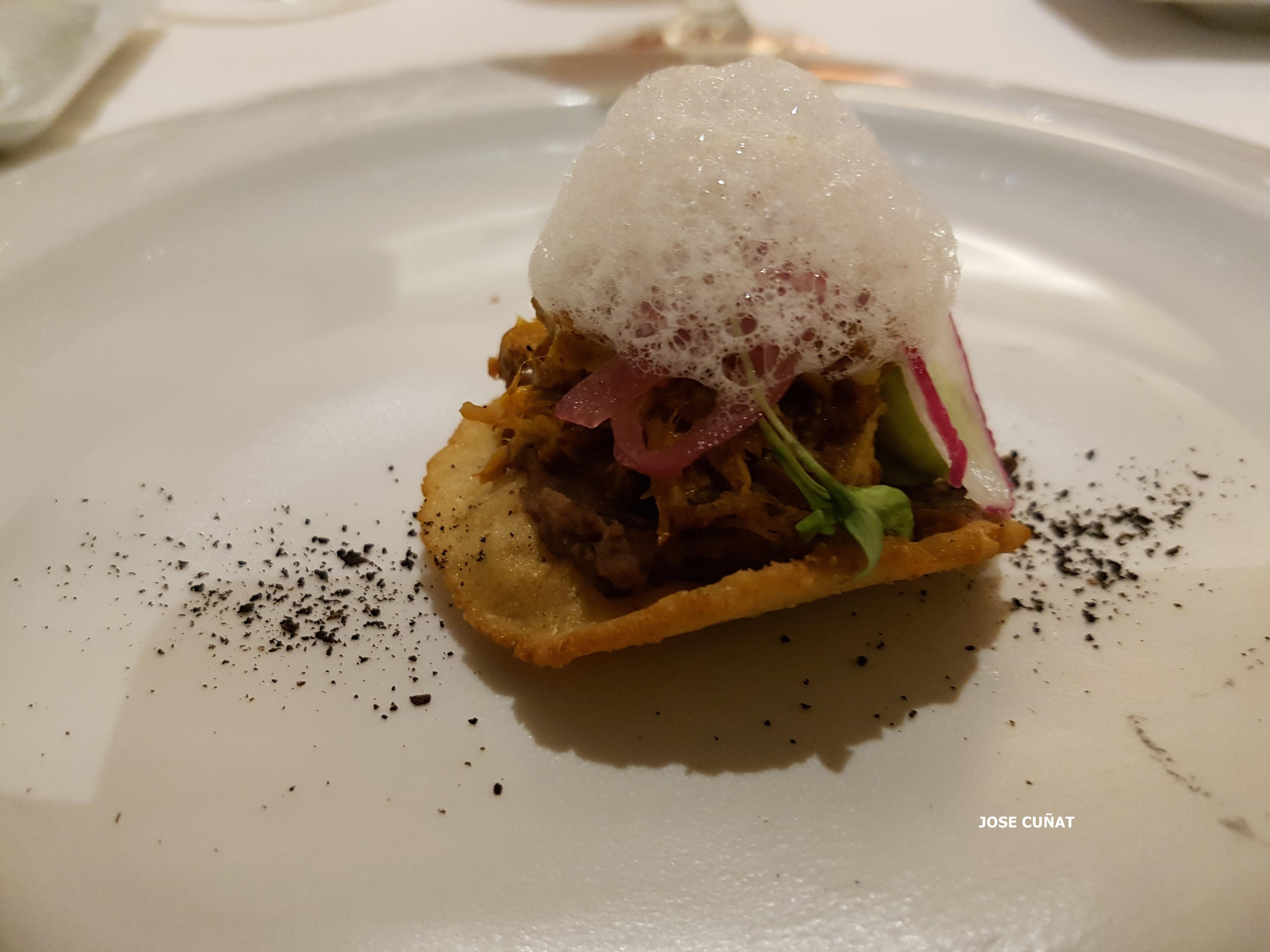 Ameyal restaurante de alta cocina mexicana atipico en for Alta cocina mexicana