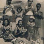 LA SANDÍA. Crónica de mediodía en la playa del Cabanyal. 1935