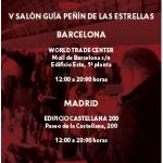 Más de un centenar de vinos de la Comunidad Valencianase dan cita en el salón de las estrellas guía Peñín