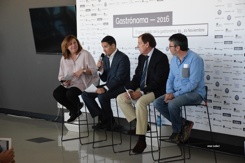 Gastrónoma2016 presentará a 50chefsdeprestigio