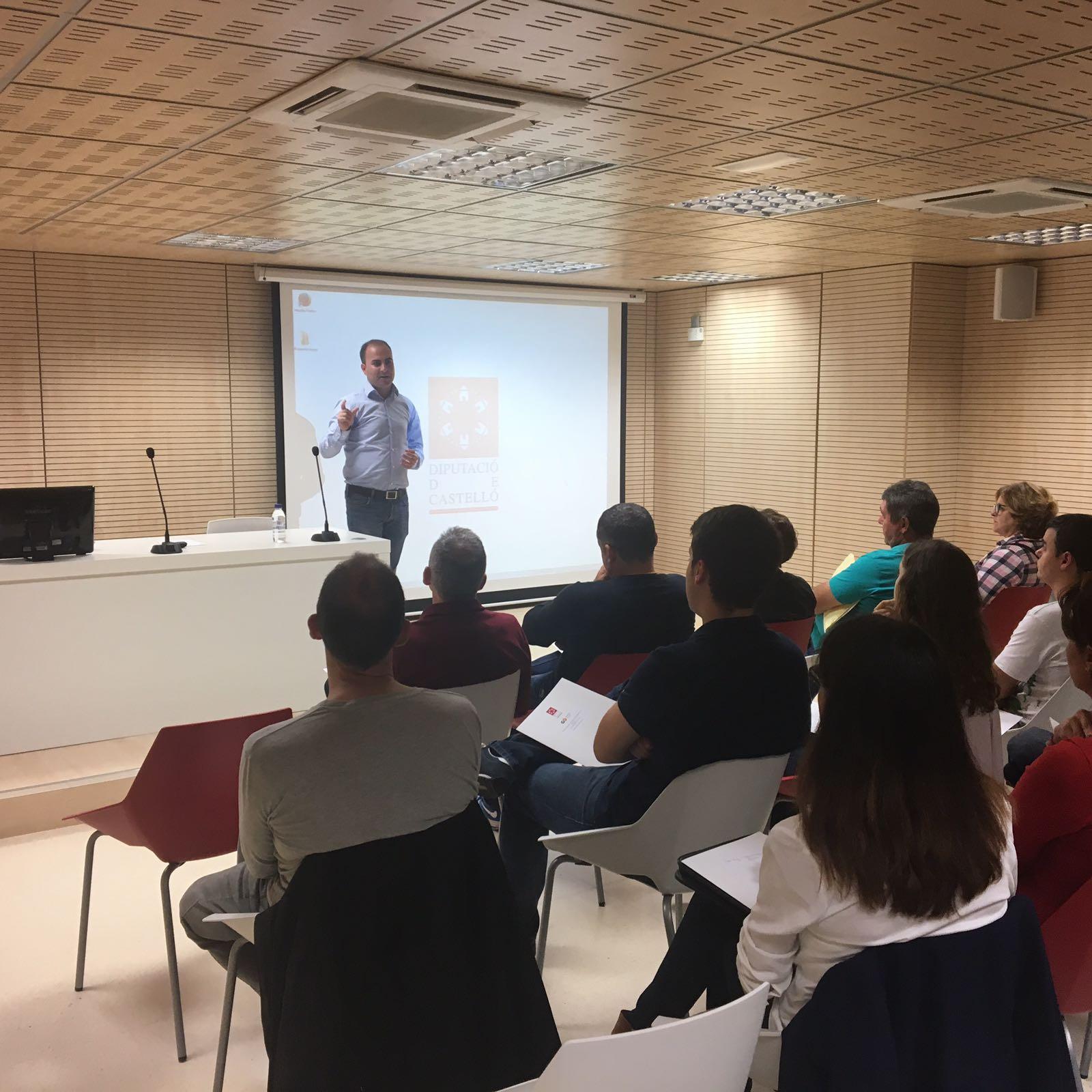 Éxito de participación en el curso sobre trufa negra organizado por la Diputación de Castellón