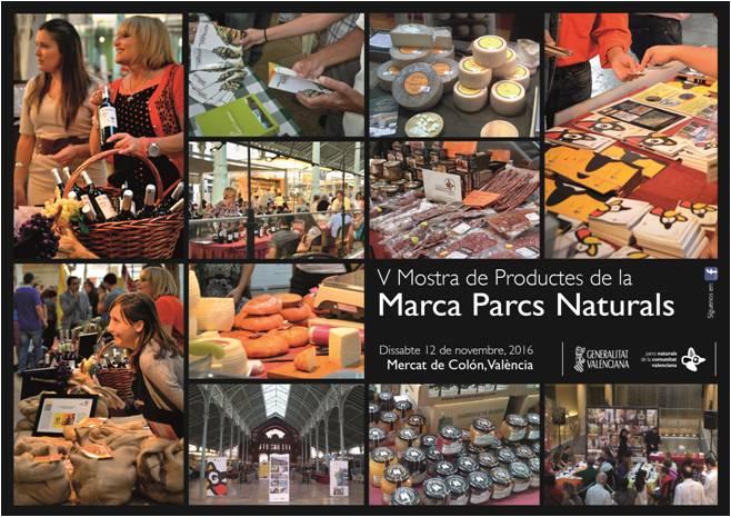 V Mostra de Productes de la Marca Parcs Naturals de la Comunitat