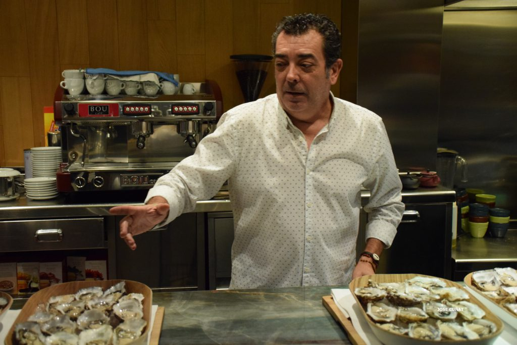 José Luis Garcia (The Oyster Co)