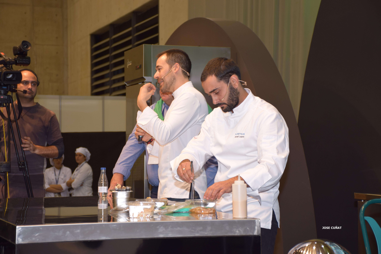 Cocina central triunfa en #gastronoma16