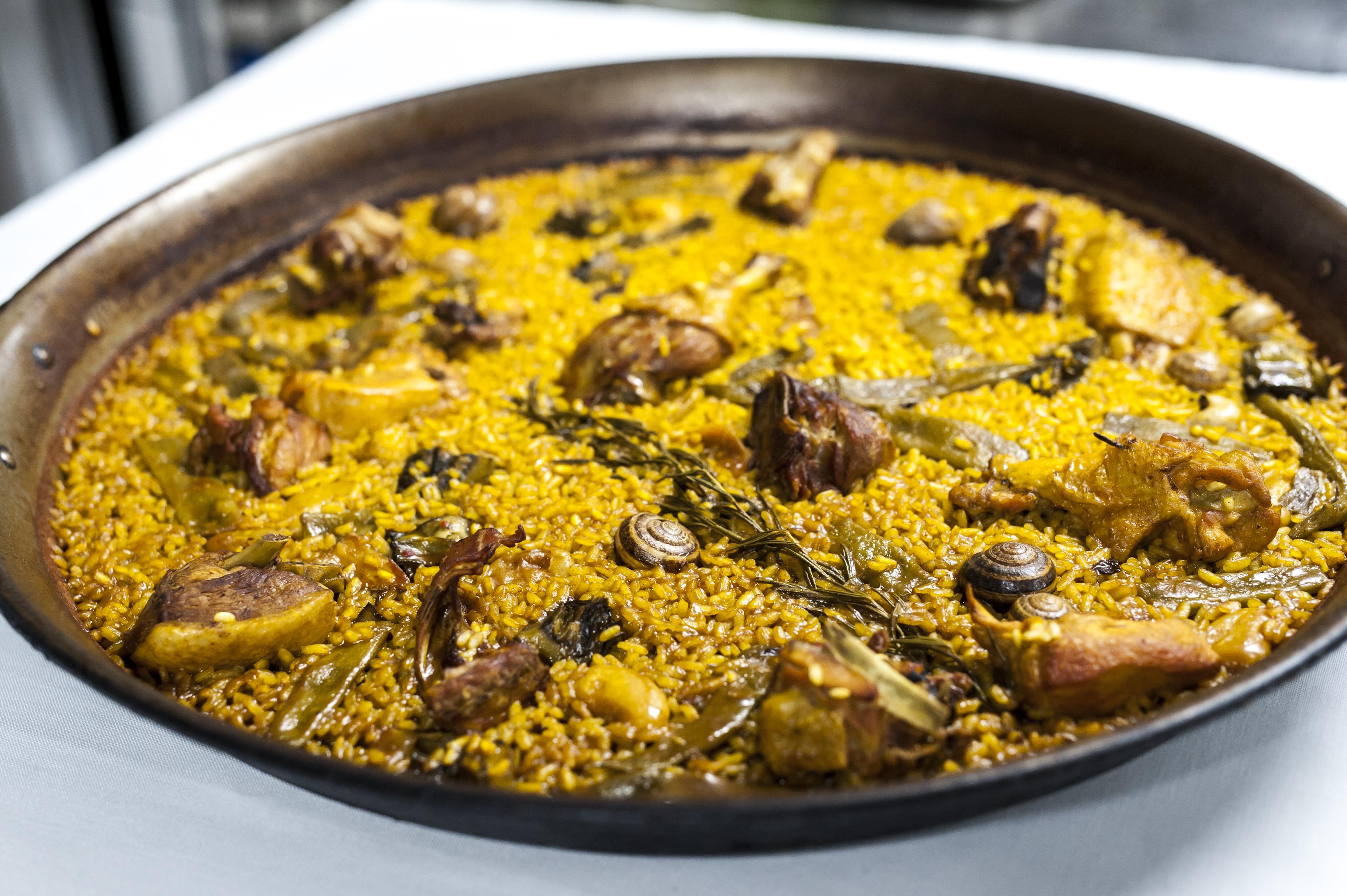 Nou Racó celebra las primeras jornadas del arroz valenciano
