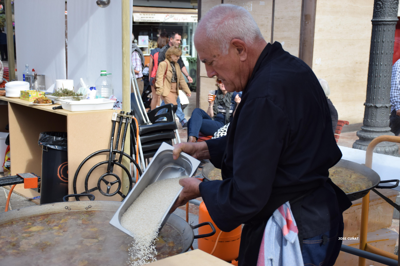 Éxito rotundo de Tastarròs en la plaza del Ayuntamiento de Valencia