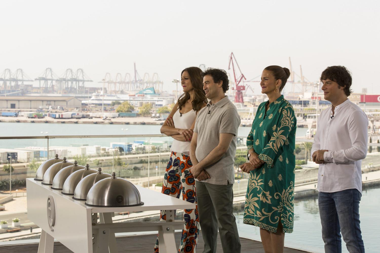 Valencia y el veles e vents serán protagonistas el próximo martes del episodio de Masterchef celebrity