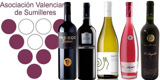 """Vinos galardonados en la """"cata a ciegas"""" de Asvasu de nuestros vinos DO Utiel Requena"""