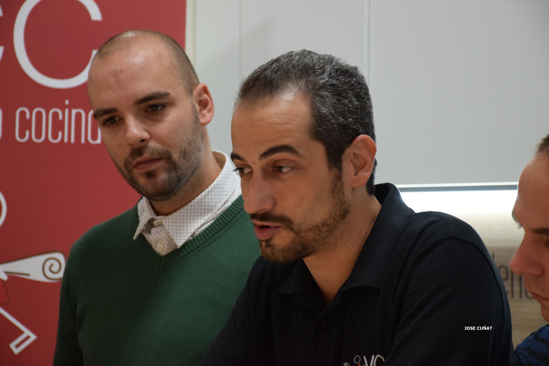 Director de vcc pablo lozano valencia club cocina presenta - Valencia club de cocina ...