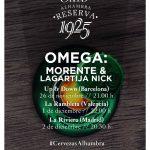 Club Alhambra Reserva 1925 celebra el 20 aniversario de 'Omega' con tres conciertos únicos