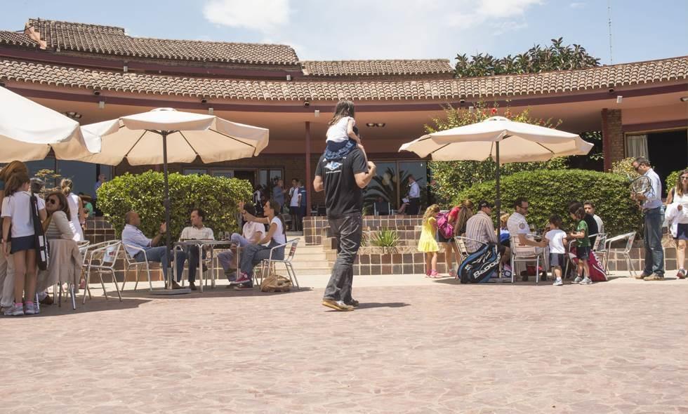 El Club Español de Tenis ha inaugurado su nuevo restaurante
