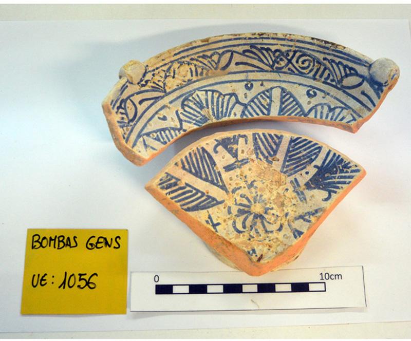 El pasado medieval de Bombas Gens: estos son los restos arqueológicos hallados en la antigua fábrica