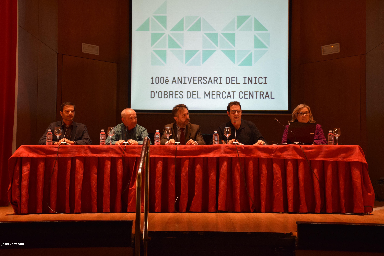 El Ateneo Mercantil pone en valor el protagonismo del Central en la historia de Valencia