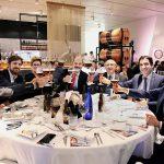 La primera edición en Valencia de Amstel Oro Pintxos Experience convierte el Veles e Vents en la cuna de la gastronomía en miniatura