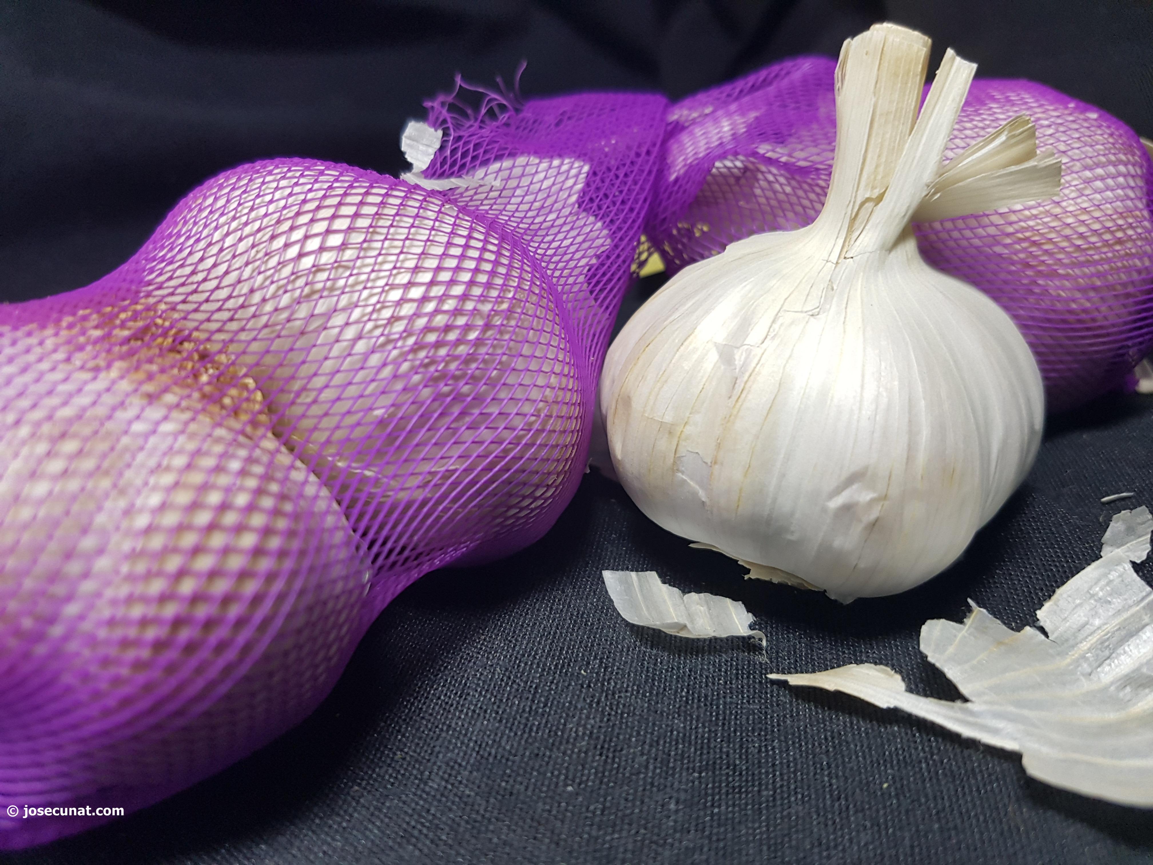 El ajo es uno de los alimentos más sanos que existen
