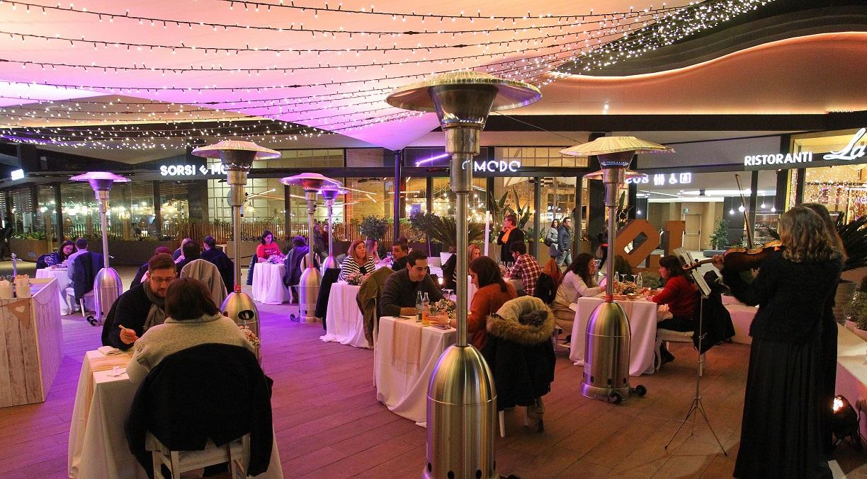 10 parejas disfrutan de una exclusiva cena, obsequio de Bonaire y el restaurante Udon