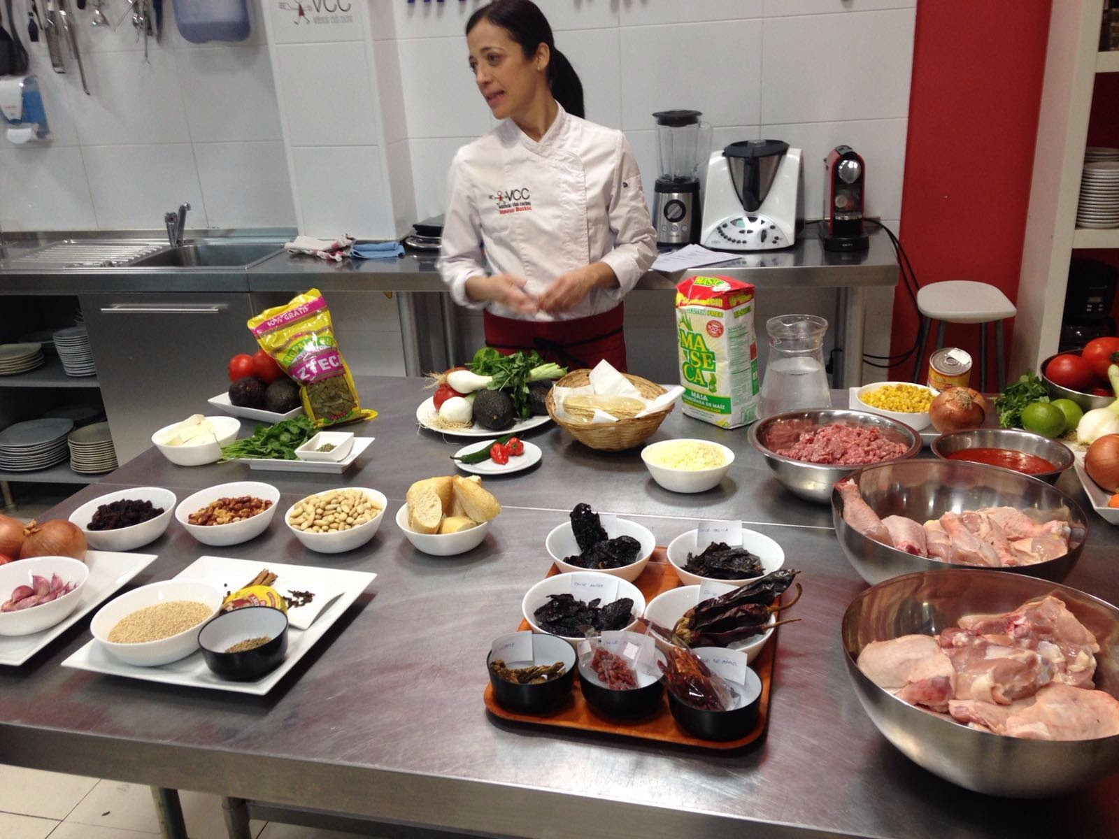Curso de cocina mexicana en valencia club cocina valencia gastron mica - Curso cocina valencia ...