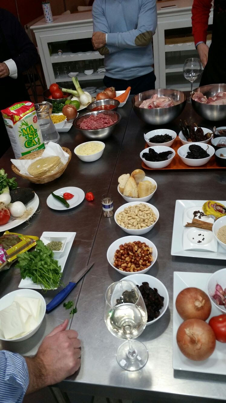 Curso de cocina mexicana en valencia club cocina - Cursos de cocina sabadell ...