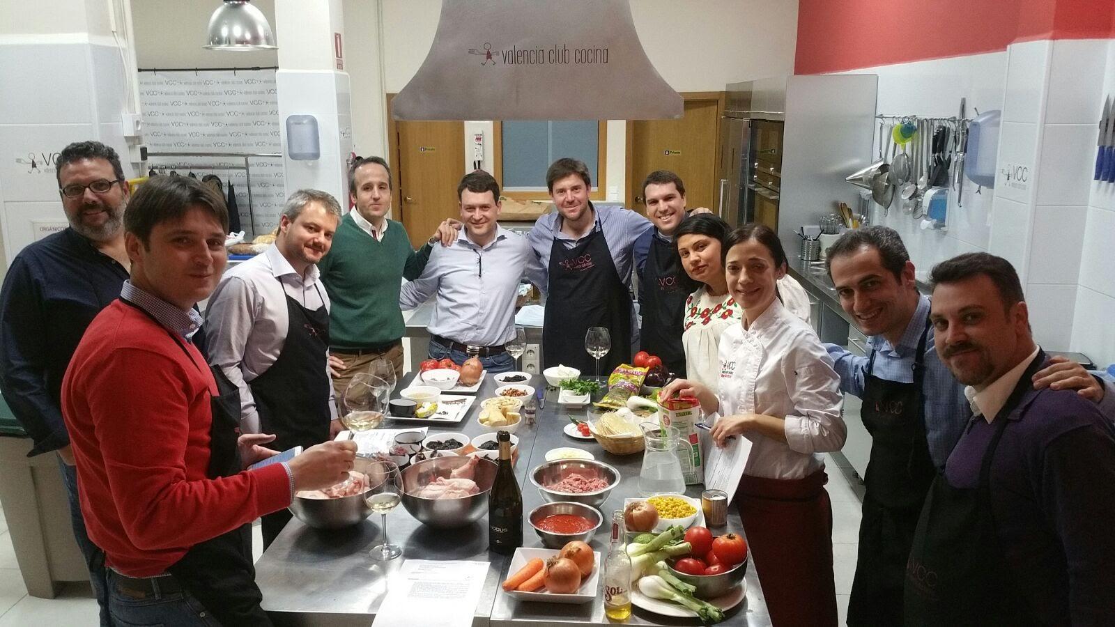 Bonito cursos de cocina en valencia galer a de im genes - Escuela de cocina vegetariana ...