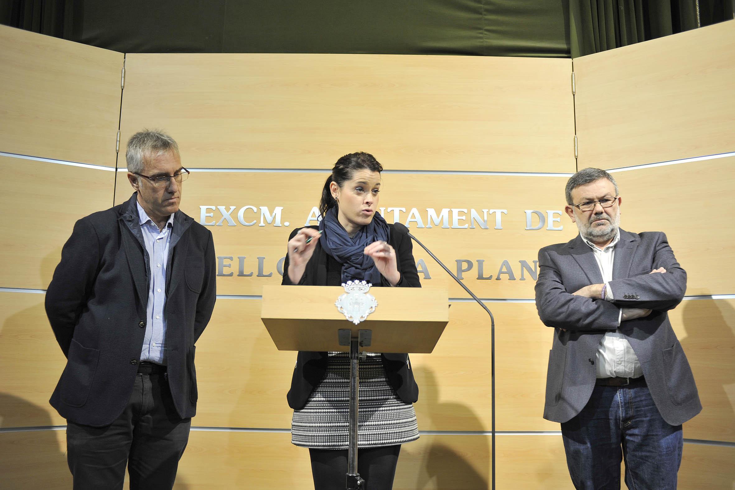 Castellón recibe 25 propuestas para organizar los ocho mesones y ferias de la Magdalena 2017